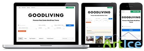 ColorLabsProject - GoodLiving v1.0.0 - Premium Real Estate WordPress Theme