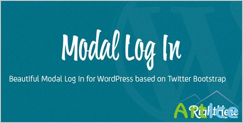 CodeCanyon - Modal Log In for WordPress v1.2.7