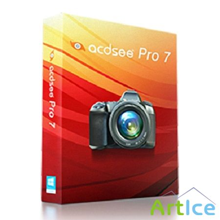 ACDSee Pro 7 ( v.7.0 Build 137, Final, 2013, RUS / ENG )