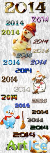 New Year is Coming Soon PNG Files