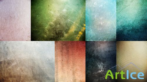 Collection of Grunge Textures JPG Files