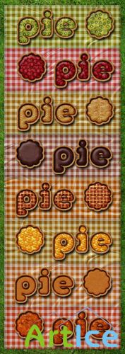 Pie PS Styles