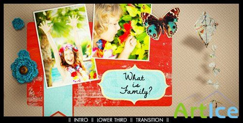 Scrapbooking Story Pack - Project for After Effects (Videohive)