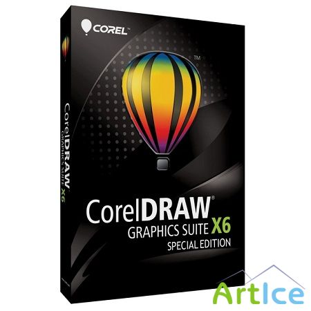 Corel DRAW ( v.16.4.0.1280, SP4, RUS )