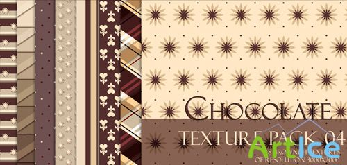 Chocolate Texture JPG Files