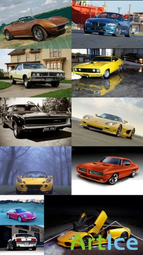 These Finest Cars - Wallpaper Collection JPG Files