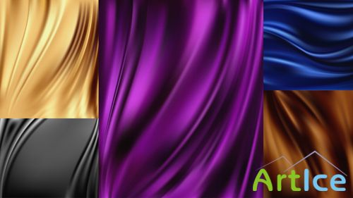 Color Textures Drapery JPG Files