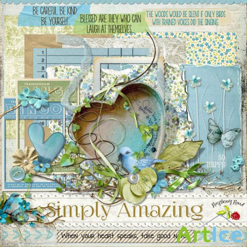 Scrap - Simply Amazing PNG and JPG Files