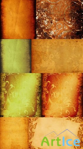 Vintage Textures for Photoshop JPG