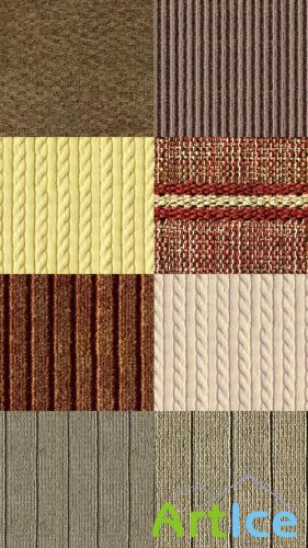 Knits Seamless Textures JPG Files