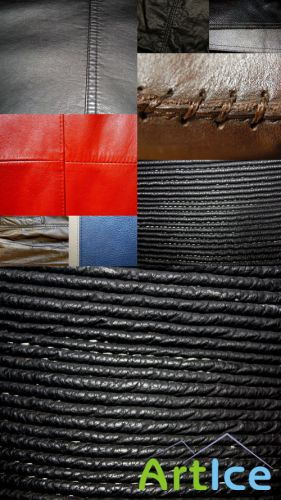 Leather Textures Set 1 JPG