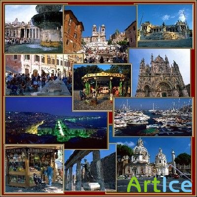Italy Views Wallpapers Pack 214