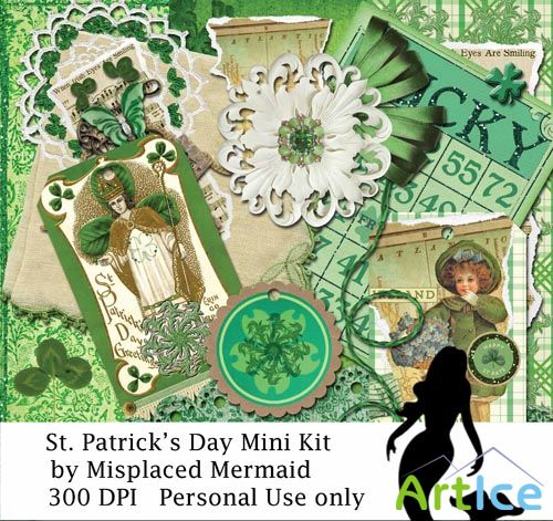 St. Patricks Day JPG and PNG