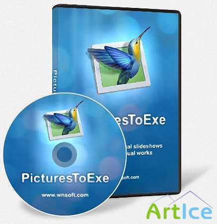 PicturesToExe 8.0.2 Deluxe & Essentials