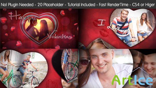 Valentine's Day - Project for After Effects (Videohive)