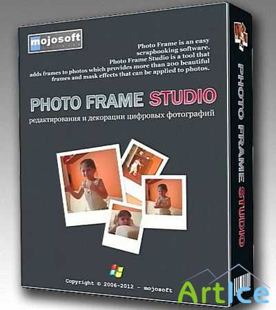 Mojosoft Photo Frame Studio 2.95 Final