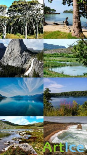 Beautiful Wallpapers of Nature Pack 19