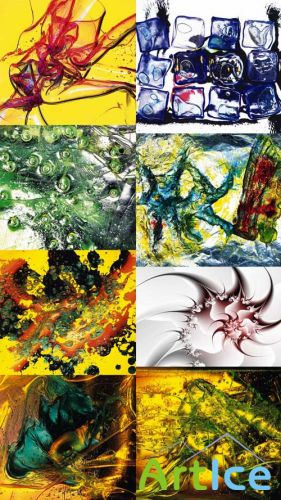 Collection of Abstract Wallpapers HQ Pack 15