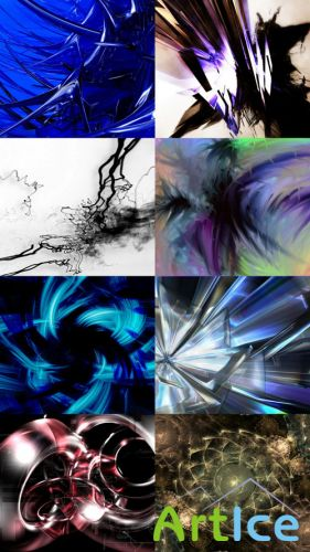Collection of Abstract Wallpapers HQ Pack 17