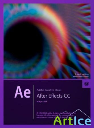 Adobe After Effects CC 2014 ( v.13.0.0.2014, Ru / En )