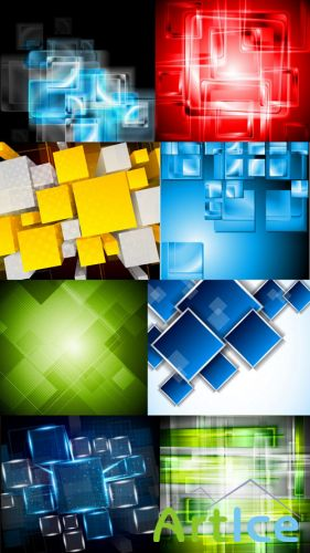 Collection of Abstract Wallpapers HQ Pack 18