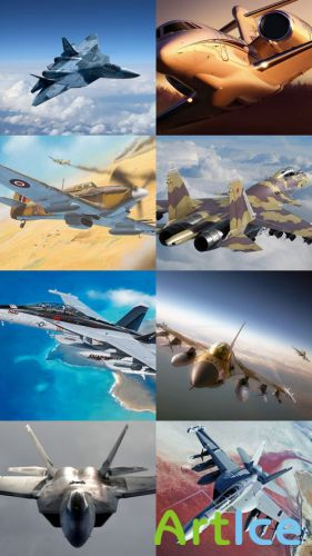 Aviation Wallpapers of Good Quality Set 1