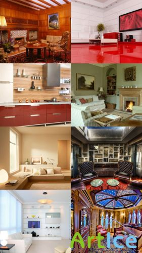 Exclusive Wallpapers Interior Pack 16