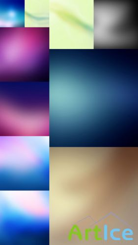 Blurred Textures JPG Files