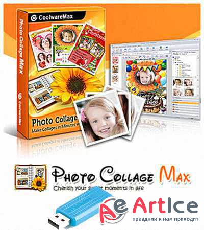 Photo Collage Max 2.3.0.6 Portable