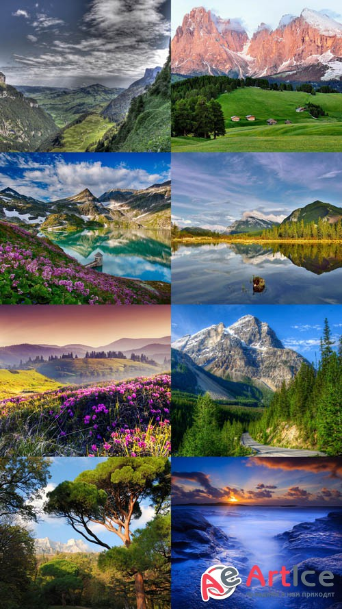 Beautiful Wallpapers of Nature Pack 38