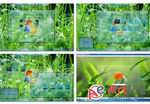 Windows 7 Themes Pack 2012