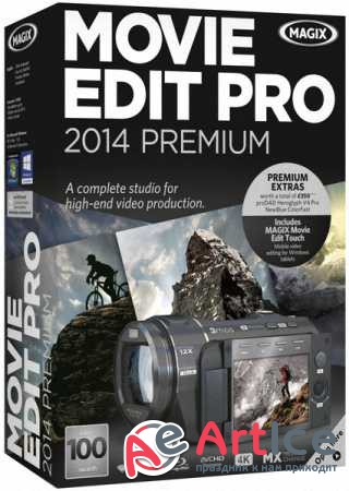 MAGIX Movie Edit Pro 2014 Premium 13.0.5.4