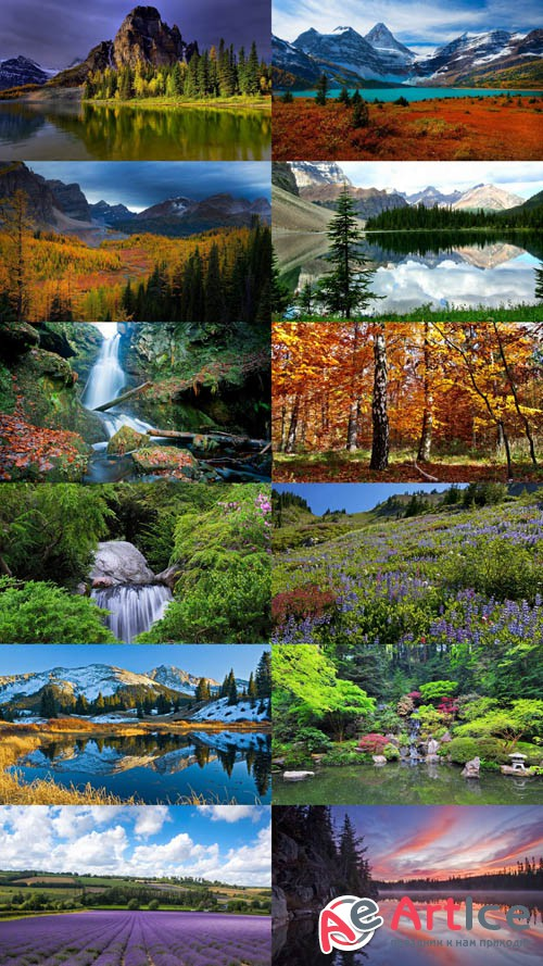 Beautiful Wallpapers of Nature Pack 50