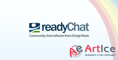 ReadyChat v2.2.0 - PHP/AJAX Chat Room - Codecanyon 5780613