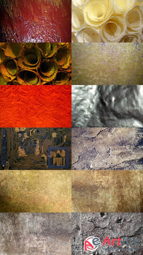 A New Set of Textures 11