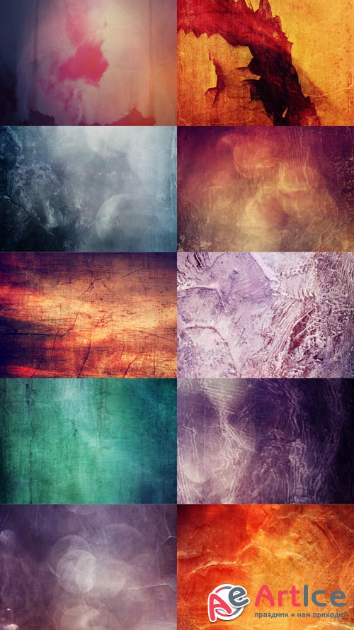 A New Set of Textures 14