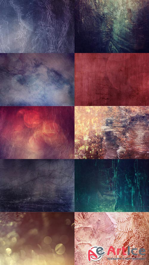 A New Set of Textures 15