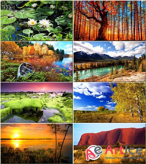 Wallpapers Landscapes #151