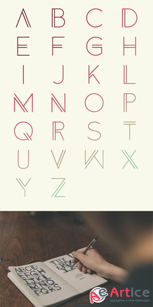 Anders Modern Font