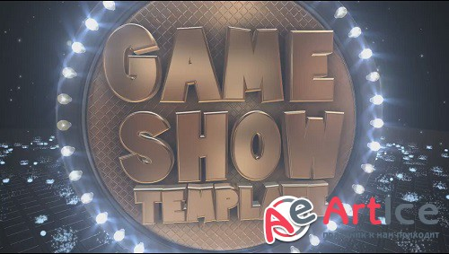 Game Show - After Effects Template