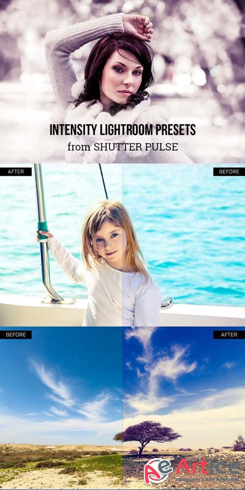 Intensity Lightroom Presets