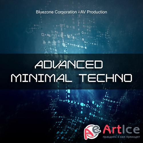 Звуковые библиотеки: Advanced Minimal Techno