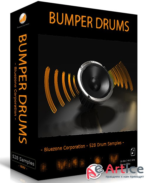 Звуковые библиотеки: Bumper Drums