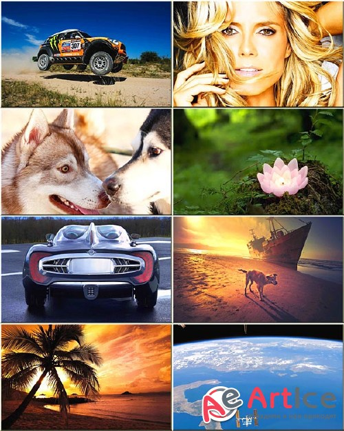 Wallpapers Mixed Pack #287