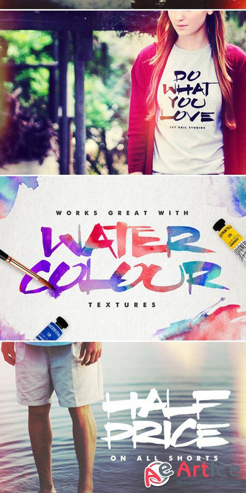 Brother Nature Font - Creativemarket 247093