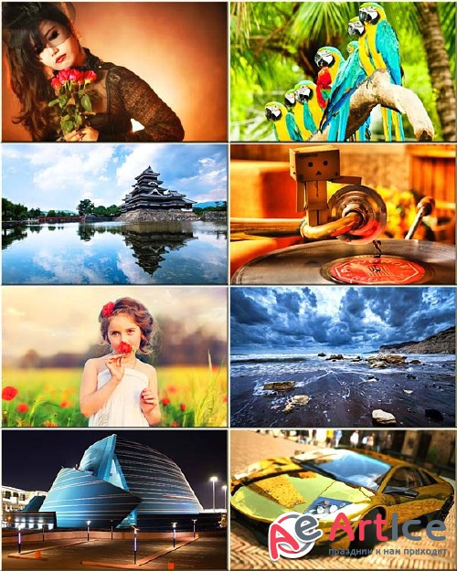 Best Mixed Wallpapers Pack #122