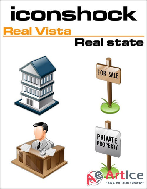 Real Vista - Real State Illustrator Sources