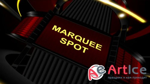 Marquee Spot for Adobe After Effects