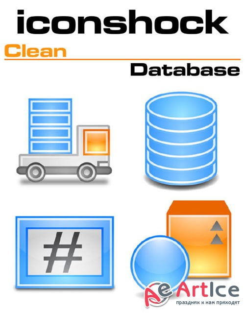 Iconshock Pack - Clean Database