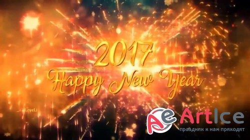 Happy New Year _ Countdown to 2017